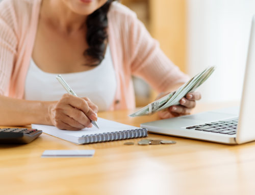 Five Easy Steps to Creating Your Budget