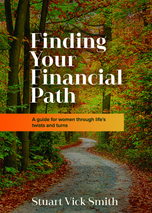 Finding Your Financial Path - by Stuart V. Smith
